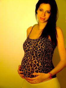 Menstruáció terhesség alatt